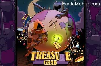 بازی موبایل Treasure Grab